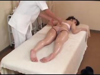 Røv, Stor Røv, Stort Bryst, Blowjob, Krem, Creampie, Japansk, Massage, Onani, Squirt