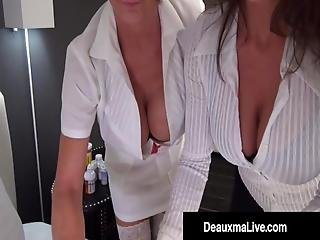Smoking Cougars Deauxma Taylor Ann Fuck Patient For Money