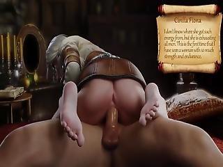 The Witcher Sex Cartoon Porn Hentai