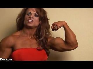 Elena Seiple The Reddress Muscle Whore
