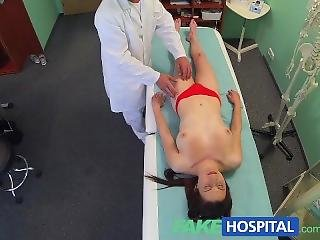 Fakehospital Gorgeous Teen Wants To Learn How To Have Unprotected Sex