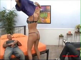 Swingerswatching.com Husband Sit Watching Wife Get Fucked Hard Cum In Mouth