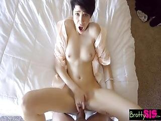 Bratty Sis   Fucked My Stepsister In Our Parents Bed