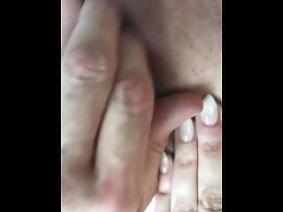 Babygirl�s Squirting Orgasm In Daddy�s Car
