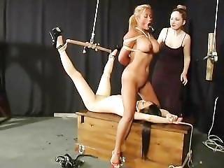 Bondage Slave Dolls - Scene 2