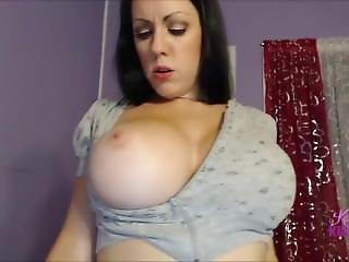 Big Boobs Brunette Pov
