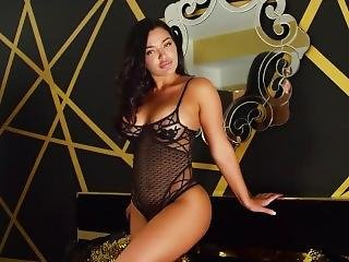 Genesis Mia Lopez Full Nude Strip, Very Sexy!