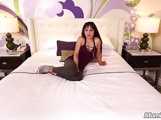Squirt Queen Cytherea Returns To Porn On Mompov