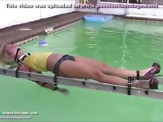 Water Bondage Girl