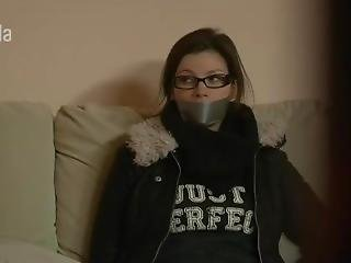 Gagged Tv Leather Jacket Damsel 21
