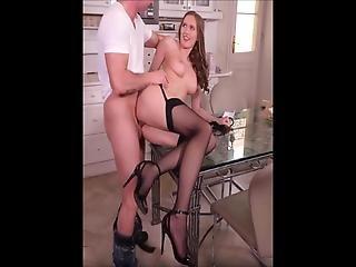 Imageset Black Stockings Stacy Cruz Hard Fucking Gallery