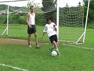 Gipsy Soccer Girl