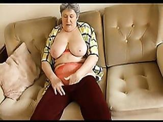 Omapass Bbw Granny Playing With Sex Toy