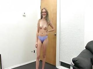 Backroom Casting Zoey