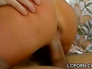 Blonde Milf Enjoys A Big Fat Dick!