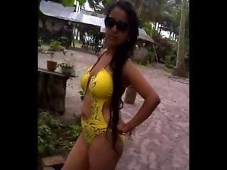 Ecuatoriana Jessica Brigitte Agama Ortiz Part 2