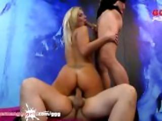 Nathaly Cherie the Gorgeous Sex Bomb fucked hardcore - German Goo Girls
