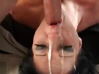 Sex Slut, Extreme Deep Throat, Face Fucking