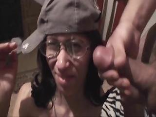 Amateur Ugly Cumlover Hungarian Teen