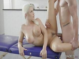 Blanche Bradburry Compilation %28after Silicone%29