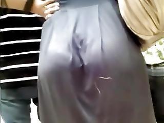 Mix Upskirt Dress Ass 6