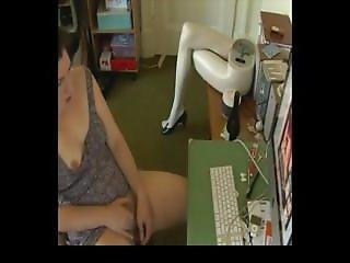 Watching Porn Orgasm