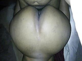 My Big Booty Wife Throwing That Ass Back Doggystyle