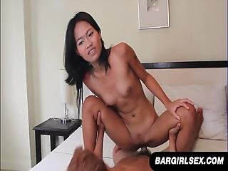 Tiny Asian Amateur Fucks In A Hotel Room