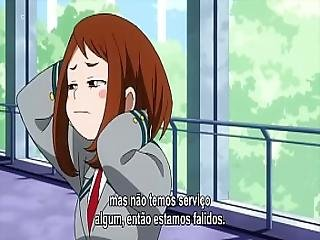 Boku No Hero S2e1 Legendado Pt-br