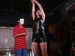Asian Bondage -blindfold