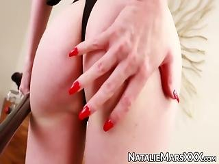 Nobody Can Rival Natalie Mars In Being Naughty And That Is A Fact Her Insertion Sessions Are Without Par And Have Left Many Cumming!