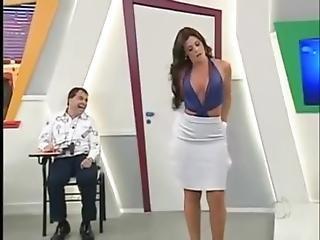 Fifi De Assis - Vanessa Zotth - Escolinha Do Gugu #1