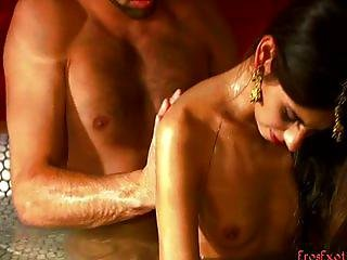 How to use massage as erotic foreplay