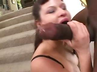 Kami Andrews Gives Mandingo Incredible Pleasure With Her Tight Asshole