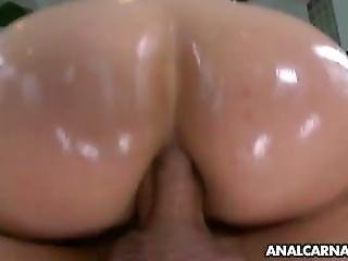 Big Ass Gets Anal Drilled