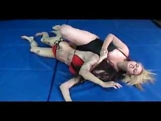 Wrestling Lift & Carry Domination
