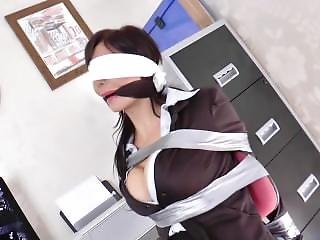 Tied In The Office