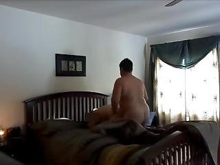 Quick Doggy With Wife. Smack Her On The Ass And Bust My Nut In No Time.