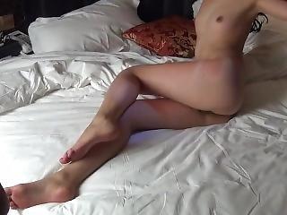 Kinesisk naken modell