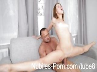 Ass, Ass Fuck, Blowjob, Brunette, Coed, Cumshot, Doggystyle, Flexible, Fucking, Jizz, Orgasm, Riding, Tight