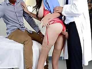 Doctor Keiran Lee Bangs Hard And Deep