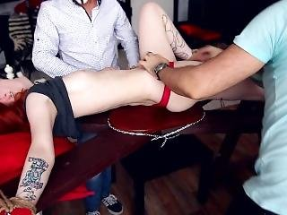 Russian Red Tickling