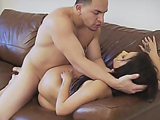 Amazing Petite Babe Martini Bows Get Her Pussy Drilled Hard