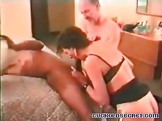 Cuckold Sissy Secrets Black Bull Fucking His Wife At His Own