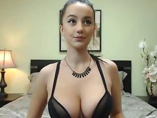 Bambola, Bellissima, Prosperosa, Naturale, Fumo, Provocatoria, Webcam