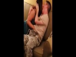 amateur, pareja, sexando, a casa, creada a casa, hotel, madura, milf, soldado, mia