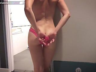 Juicy Pussy Russian Slut Sucking Riding Big Cock Reverse Cowgirl Dirt Talk