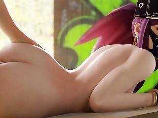 Akali Kda Anal League Of Legends