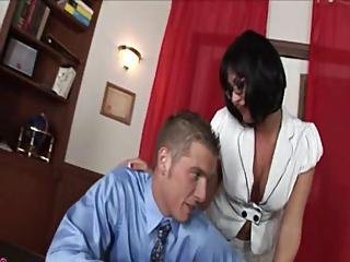 Milf Copulated Really Hard On The Table