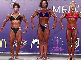 World Womens Bodybuilding Championship 2013